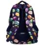 Kép 4/7 - St.Right - Macarons hátizsák, iskolatáska - 3 rekeszes (621819)