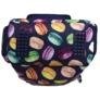 Kép 5/7 - St.Right - Macarons hátizsák, iskolatáska - 3 rekeszes (621819)