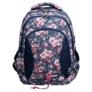 Kép 2/7 - St.Right - Roses hátizsák, iskolatáska - 3 rekeszes (622618)