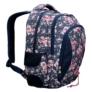 Kép 1/7 - St.Right - Roses hátizsák, iskolatáska - 3 rekeszes (622618)