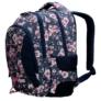 Kép 3/7 - St.Right - Roses hátizsák, iskolatáska - 3 rekeszes (622618)