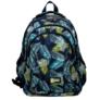 Kép 2/7 - St.Right - Tropical Leaves hátizsák, iskolatáska - 4 rekeszes (622830)