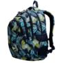 Kép 3/7 - St.Right - Tropical Leaves hátizsák, iskolatáska - 4 rekeszes (622830)