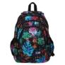 Kép 2/7 - St.Right - Exotic Garden hátizsák, iskolatáska - 4 rekeszes (622892)