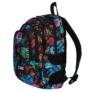 Kép 3/7 - St.Right - Exotic Garden hátizsák, iskolatáska - 4 rekeszes (622892)