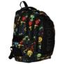 Kép 1/9 - Emoji hátizsák, iskolatáska - 4 rekeszes