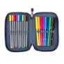 Kép 3/4 - St.Right felszerelt 3 emeletes tolltartó - Holo Cats