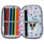 Kép 5/5 - My little friend kutyás felszerelt emeletes tolltartó - Dog