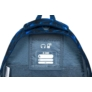Kép 9/9 - St.Right - 3D Navy Abstraction iskolatáska, hátizsák - 4 rekeszes