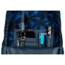 Kép 7/8 - St.Right - 3D Navy Abstraction hátizsák, iskolatáska - 3 rekeszes