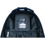 Kép 8/8 - St.Right - 3D Navy Abstraction hátizsák, iskolatáska - 3 rekeszes