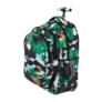 Kép 5/10 - St.Right - Green 3D Blocks gurulós iskolatáska, hátizsák