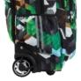Kép 9/10 - St.Right - Green 3D Blocks gurulós iskolatáska, hátizsák