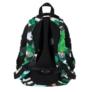 Kép 3/9 - St.Right - Green 3D Blocks hátizsák, iskolatáska - 4 rekeszes