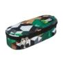 Kép 1/3 - St.Right - Green 3D Blocks ovális tolltartó