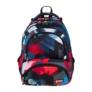 Kép 9/9 - St.Right - Red 3D Blocks iskolatáska, hátizsák - 4 rekeszes
