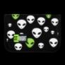 Kép 2/4 - St.Right - Reflective Aliens tolltartó