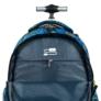 Kép 2/10 - St.Right - XD Art gurulós iskolatáska, hátizsák