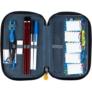 Kép 3/3 - St.Right - Unikornis felszerelt emeletes tolltartó - Rainbow