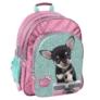 Kép 1/3 - Studio Pets hátizsák, iskolatáska - 3 rekeszes - Csivava (PTE-090)