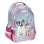 Kép 1/3 - Studio Pets hátizsák, iskolatáska - 3 rekeszes - Happy Friends (PTK-181)