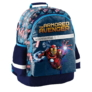 Kép 1/3 - Avengers - Bosszúállók iskolatáska, hátizsák - 3 rekeszes - The Armored Avenger (AIN-116)