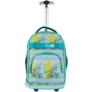 Kép 2/5 - Bicycle City gurulós hátizsák, iskolatáska (17-1230UF)