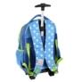 Kép 3/3 - Focis gurulós hátizsák, iskolatáska - Goal