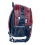 Kép 3/3 - Focis hátizsák, iskolatáska - 3 rekeszes - Championship