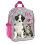 Kép 1/4 - Kutya-cica páros kisméretű hátizsák - Cute
