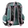 Kép 2/3 - Lovas hátizsák, iskolatáska - 3 rekeszes - Indián tollak
