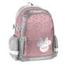 Kép 1/3 - Minnie Mouse hátizsák, iskolatáska - 3 rekeszes - Csillámos masnik (DMNN-081)