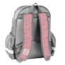 Kép 2/3 - Minnie Mouse hátizsák, iskolatáska - 3 rekeszes - Csillámos masnik
