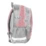 Kép 3/3 - Minnie Mouse hátizsák, iskolatáska - 3 rekeszes - Csillámos masnik