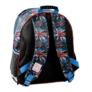 Kép 2/3 - Pókember hátizsák, iskolatáska - 3 rekeszes - Venom