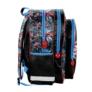 Kép 3/3 - Pókember hátizsák, iskolatáska - 3 rekeszes - Venom