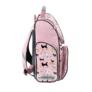 Kép 3/4 - Stay PAWsitive kutyás ergonomikus iskolatáska - Pink