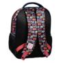 Kép 2/3 - Verdák hátizsák, iskolatáska - 2 rekeszes - I am Speed