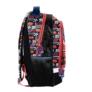 Kép 3/3 - Verdák hátizsák, iskolatáska - 2 rekeszes - I am Speed