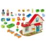 Kép 3/5 - Playmobil 1.2.3 - Családi otthon játékszett