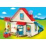 Kép 4/5 - Playmobil 1.2.3 - Családi otthon játékszett