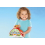Kép 5/5 - Playmobil 1.2.3 - Hordozható lovardám játékszett