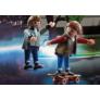 Kép 6/8 - Playmobil - Back to the Future - Adventi naptár - Vissza a jövőbe játékszett