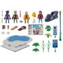 Kép 8/8 - Playmobil - Back to the Future - Vissza a jövőbe II - Légdeszkás üldözés játékszett