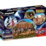 Kép 1/7 - Playmobil - Back to the Future - Adventi naptár - Vissza a jövőbe III játékszett