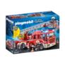 Kép 1/6 - Playmobil - City Action - Létrás tűzoltóegység játékszett