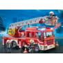 Kép 2/6 - Playmobil - City Action - Létrás tűzoltóegység játékszett