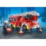 Kép 6/6 - Playmobil - City Action - Létrás tűzoltóegység játékszett