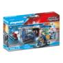 Kép 1/7 - Playmobil - City Action - Rendőrség - Menekülés a börtönből játékszett
