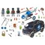 Kép 3/7 - Playmobil - City Action - Rendőrségi helikopter - Menekülő autós nyomában játékszett